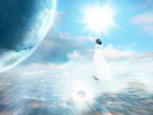 universo planeta alma reencarnación
