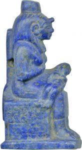 Isis en lapislazuli, tesoros de Egipto ¿Porqué nos gustan?